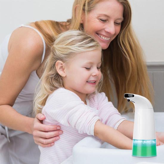 Inteligentny dozownik mydła w płynie Automatyczny bezdotykowy czujnik podczerwieni z pianką indukcyjną Mycie rąk Narzędzia łazienkowe Xiaomi Youpin